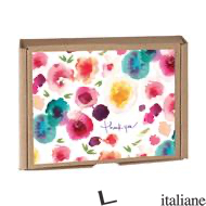 Sprout + Bloom Watercolor Thank You Note -