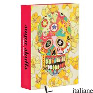 Sugar Skulls Fliptop Notecards -