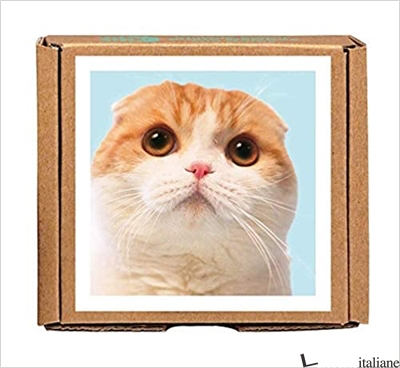 Waffles The Cat Greengift-Notes Note -
