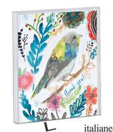 Thank You Bird Notecards -