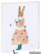 Bunny Solo Notecard Set -
