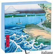 Hiroshige Mini Fliptop Notecards -