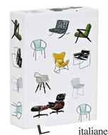 Mid-Century Modern Chairs Playing Car -