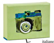 Watercolor Camera Playing Cards -