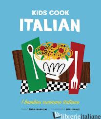Let's Cook Italian A Family Coockbook,  - Anna Prandoni
