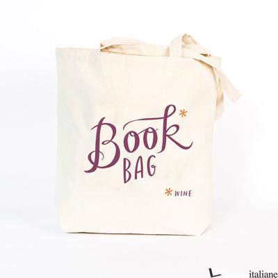 Tote Bag: Book* (Wine) - Emily McDowell Studio