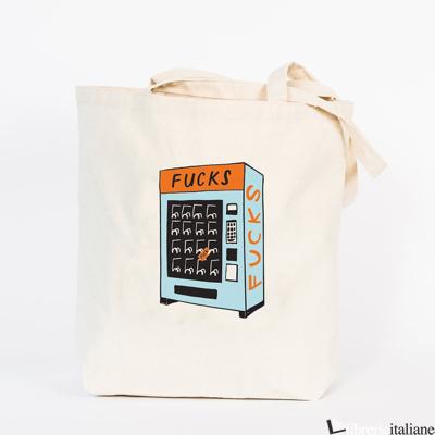 Tote Bag: Fucks Vending - Emily McDowell Studio
