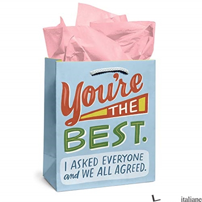Emily McDowell & Friends You?re the Best Gift Bag - Emily McDowell