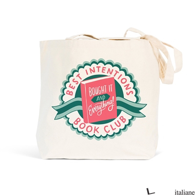 Emily McDowell & Friends Book Club Tote - Emily McDowell