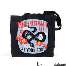 Emily McDowell & Friends Underestimate Us Tote - Emily McDowell