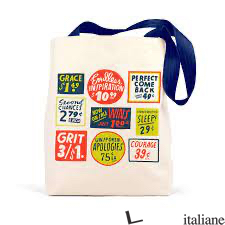Emily McDowell & Friends Lisa Congdon Store Signs Tote - Emily McDowell