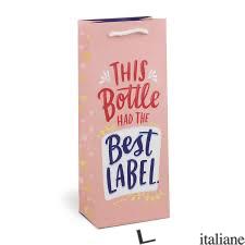 Emily McDowell & Friends Best Label Wine Bag - Emily McDowell