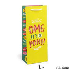 Emily McDowell & Friends OMG Pony Wine Bag - Emily McDowell