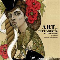 ART BY TATTOOISTS - WATERHOUSE