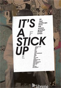 IT'S A STICK-UP - OLLYSTUDIO LIMITED