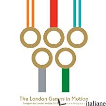 THE LONDON GAMES IN MOTION - BORIS JOHNSON