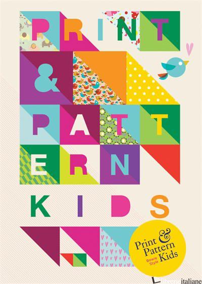 PRINT & PATTERN KIDS - BOWIE STYLE