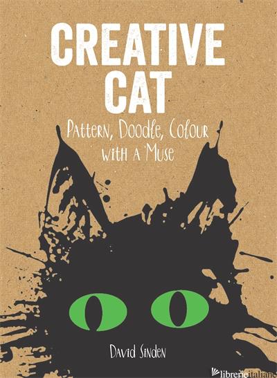 CREATIVE CAT (COLORING BOOK) - SINDEN