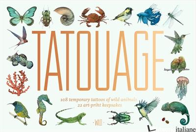 TATOUAGE: WILD - Lucille Clerc