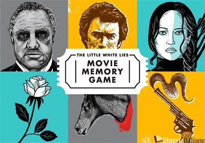 The Little White Lies Movie Memory Game - LITTLE WHITE LIES