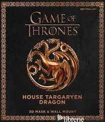 GAME OF THRONES MASK - HOUSE TARGARYEN DRAGON - WINTERCROFT