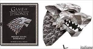 Games Of Thrones:House Stark Direwolf - WINTERCROFT