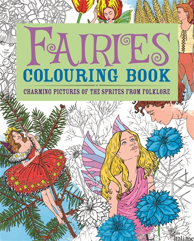 Fairies Colouring Book - Else Lennox