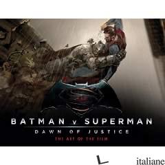 ART OF BATMAN VS SUPERMAN.. -