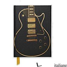Gibson Black Les Paul Guitar - FLAME TREE