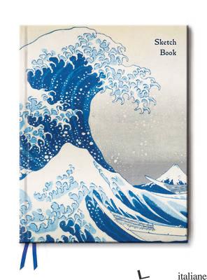 Hokusai: Great Wave - FLAME TREE
