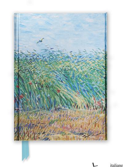 Van Gogh: Wheat Field with a Lark - FLAME TREE