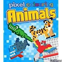 Pixel Colouring Animals -