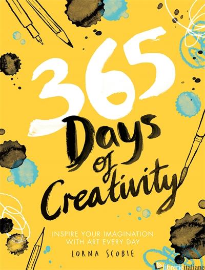 365 Days of Creativity - Lorna Scobie