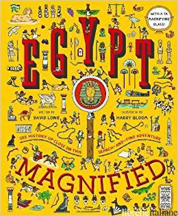 Egypt Magnified - Long, David