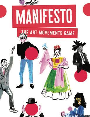 Manifesto - Lauren Tamaki