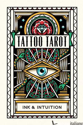 Tattoo Tarot, Ink & Intuition - Illustrations by MEGAMUNDEN