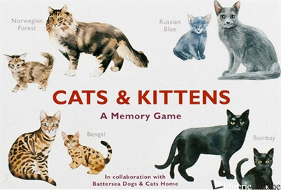 Cats & Kittens - Illustrations by Marcel George