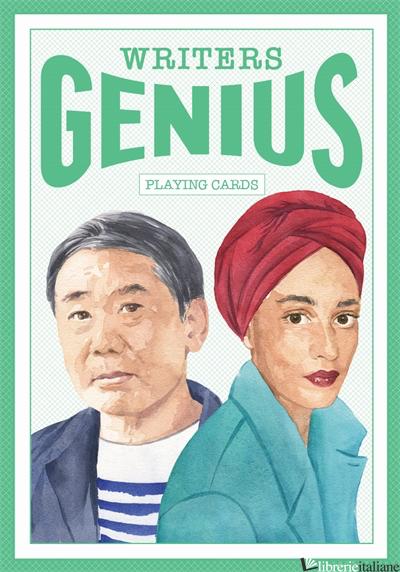 Genius Writers (Genius Playing Cards) - Marcel George