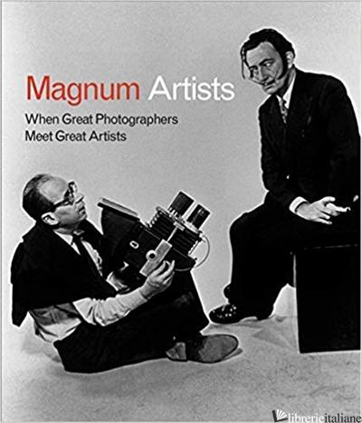 Magnum Artists - Magnum Photos and Simon Bainbridge