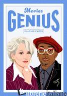 Genius Movies, Playing Cards - BIJOU KARMAN
