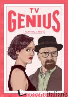 Genius TV, Playing Cards - RACHELLE BAKER