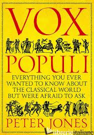 Vox Populi - Peter Jones