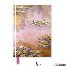 Monet: Waterlilies - FLAME TREE