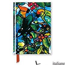 Tiffany: Parrots Transom - FLAME TREE