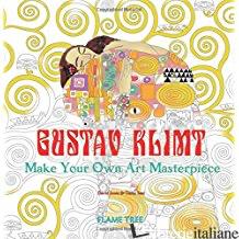 Gustav Klimt Make Your Own Art Masterpiece - FLAME TREE