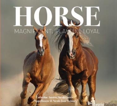Horse: Magnificent Playful Loyal -