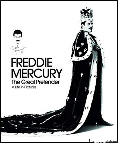Freddie Mercury - The Great Pretender - Aa.VV