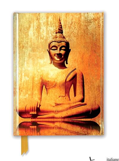 Golden Buddha - FLAME TREE