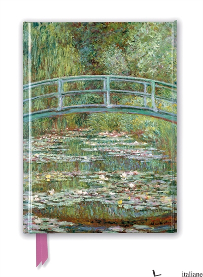 Claude Monet: Bridge over a Pond of Water Lilies - FLAME TREE