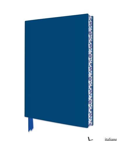 Artisan Mid Blue Notebook - FLAME TREE